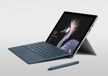 СМИ: Microsoft готовит существенно переделанный планшет Surface Pro 6 к 2019 году и обновлённые версии Surface Laptop и Surface Pro к этой осени