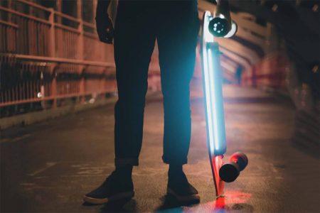 Умный электрический скейтборд Xiaomi с запасом хода 12 км и «максималкой» 22,5 км/ч оценен в $155