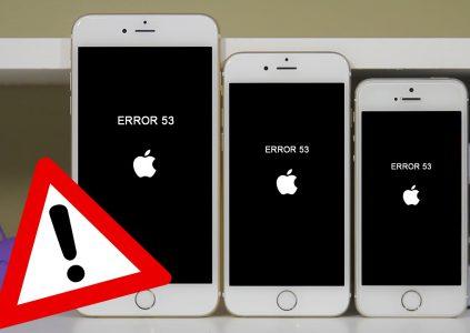 ¬ јвстралии Apple оштрафовали на $9 млн за отказ в ремонте устройств, пострадавших из-за ошибки Error 53