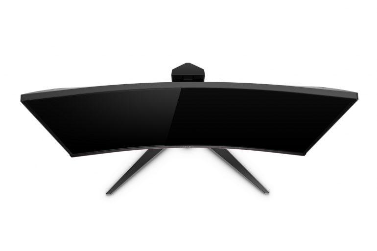 AOC G1 — новая линейка игровых мониторов начального уровня с изогнутыми VA-матрицами