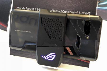 Геймерский смартфон ASUS ROG Phone набрал в Geekbench более 2500/9500 баллов, став самым быстрым Android-смартфоном рейтинга - ITC.ua