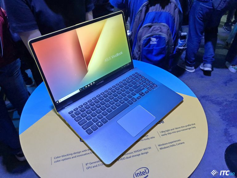 Цвет настроения: ASUS предлагает новые ноутбуки серии ...