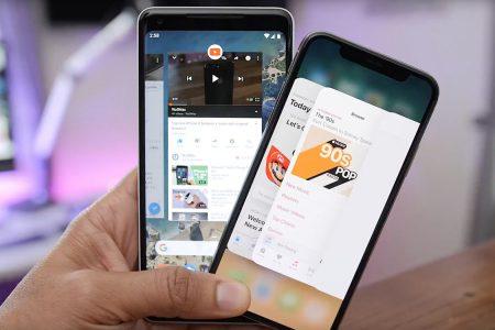 Исследование: 15-20% покупателей iPhone представляют собой Android-свитчеры, чаще всего они выбирают iPhone SE и Plus-версии - ITC.ua