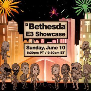 Видеотрансляция презентации Bethesda на выставке E3 2018 [начало в 4:30]