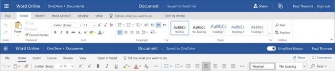 Microsoft анонсировала обновление дизайна сервисов Word, Excel, PowerPoint, OneNote и Outlook - ITC.ua