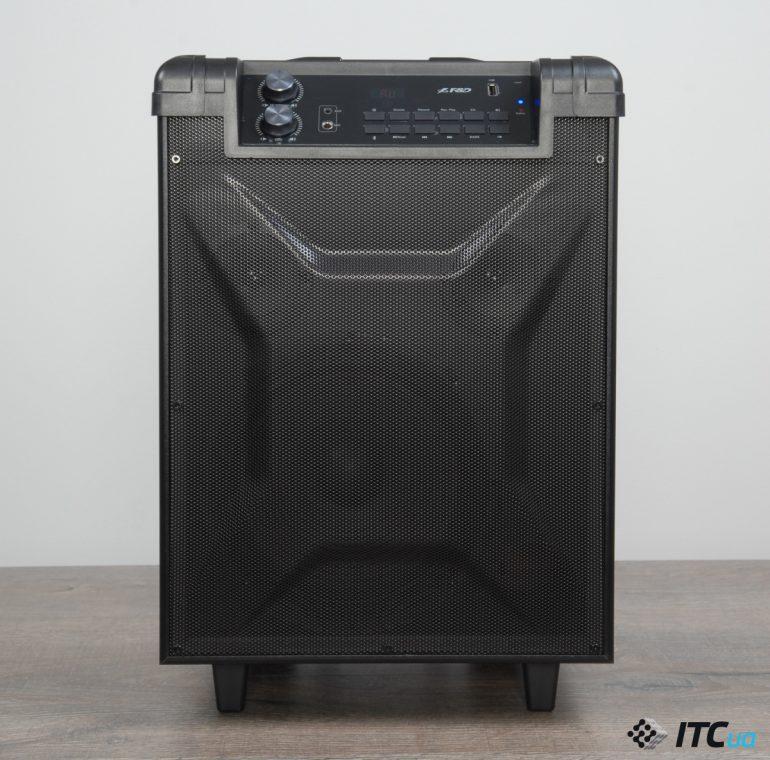 Обзор портативной акустической системы F&D T2 - ITC.ua