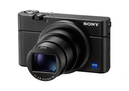 Sony анонсировала компактную камеру RX100 VI с расширенным диапазоном фокусных расстояний объектива