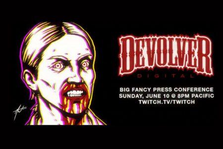 Devolver Digital на E3 2018: безумная презентация и трейлеры Metal Wolf Chaos XD, My Friend Pedro и SCUM