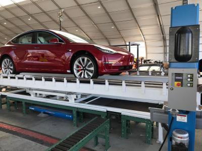 Резко нарастив выпуск электромобилей Model 3, Tesla столкнулась с временной нехваткой аккумуляторных батарей