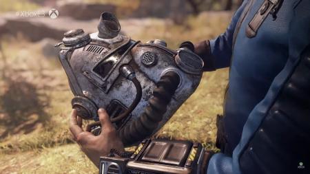 Fallout 76 — онлайн симулятор выживания от Bethesda