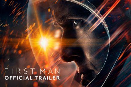 Вышел первый трейлер фильма First Man / «Человек на Луне» с Райаном Гослингом в роли астронавта Нила Армстронга