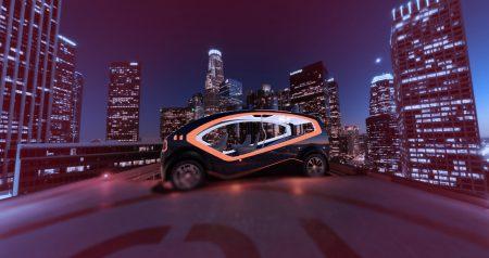 Электрический беспилотник Fisker Orbit получит электродвигатели в колесах и выйдет на дороги уже в 2019 году - ITC.ua
