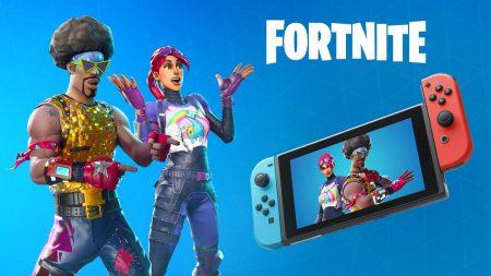 За первые сутки после выхода Fortnite на Nintendo Switch игру загрузили более 2 млн человек, а всего в нее играют 125 млн