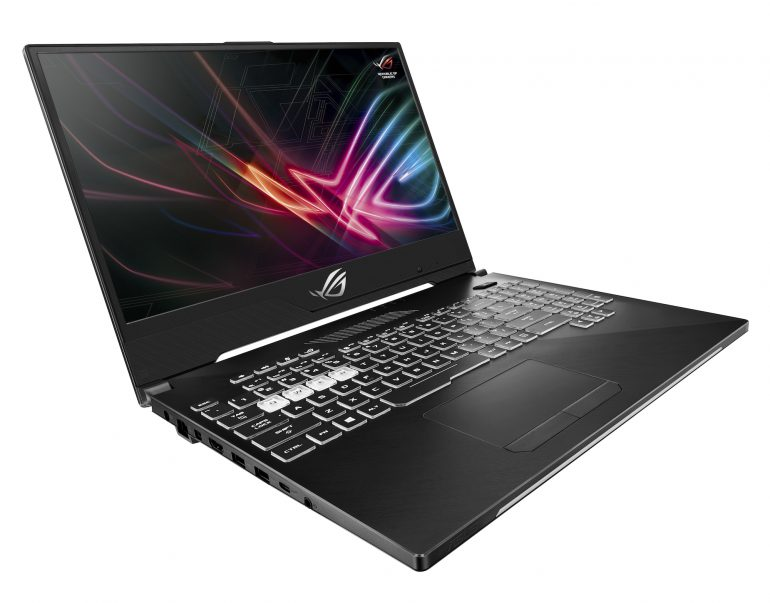 ASUS представила игровые ноутбуки ROG Strix HeroII иScarII