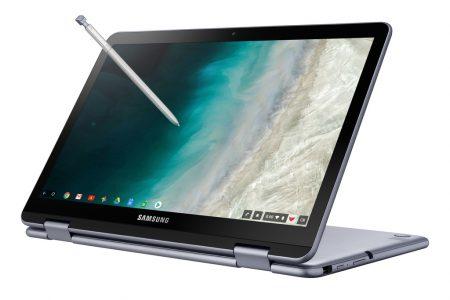 Samsung обновила Chromebook Plus, оснастив его процессором Intel и второй камерой