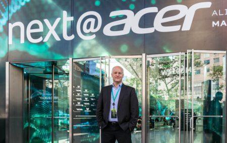 Джон Мидема, Acer: мы очень молоды как игровая компания, но наши результаты говорят, что мы всё делаем правильно