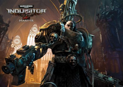Warhammer 40,000: Inquisitor – Martyr: каленым железом