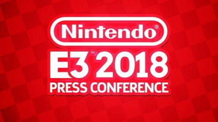 Видеотрансляция презентации Nintendo на выставке E3 2018 [начало в 19:00]