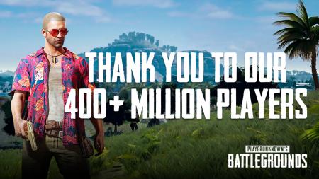 В честь 50 млн проданных экземпляров игры PlayerUnknown's Battlegrounds, разработчики объявили первую распродажу на Steam (317 грн вместо 474 грн)