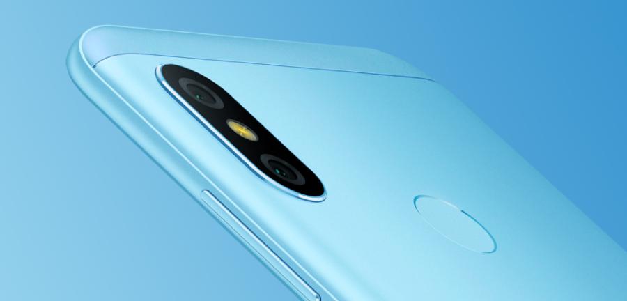 Представлен смартфон Xiaomi Redmi 6 Pro, ставший первой моделью линейки с вырезом в экране