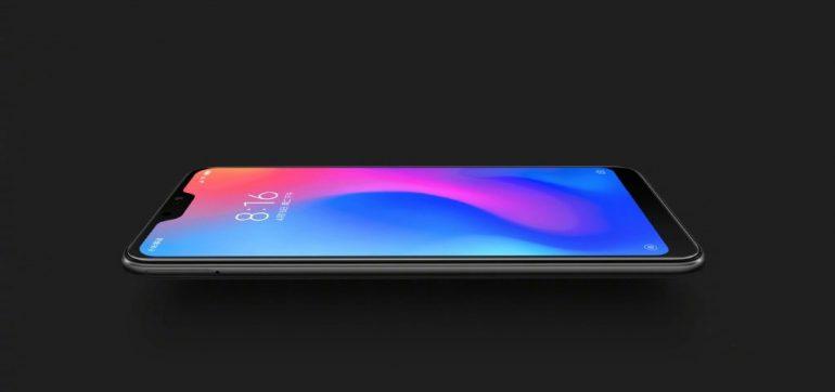 Накануне анонса смартфон Xiaomi Redmi 6 Pro засветился на официальных рендерах