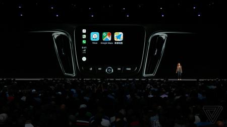 В Apple CarPlay можно будет запускать Google Maps, Waze и другие сторонние навигационные приложения
