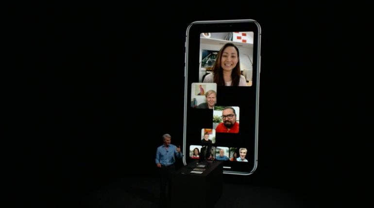 В групповых беседах FaceTime смогут принимать участие до 32 человек