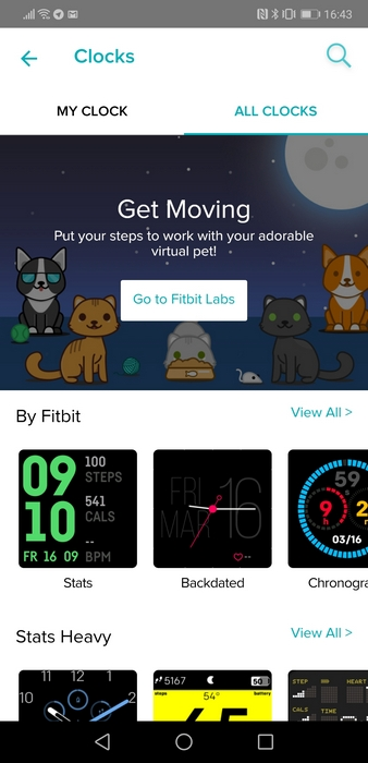 Обзор FitBit Versa