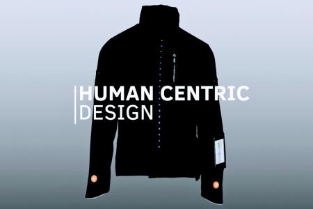 Ford разработал умную куртку для велосипедистов, оснащенную вибронавигацией и указателями поворотов/торможения [видео]