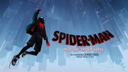 Трейлер анимационного фильма Spider-Man: Into the Spider-Verse / «Человек-Паук: Через вселенные» от Фила Лорда и Кристофера Миллера