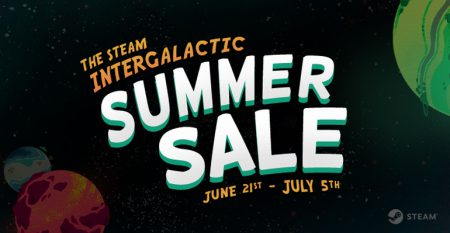 В Steam стартовала большая летняя распродажа Steam Intergalactic Summer Sale