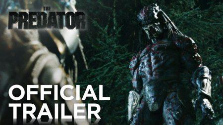 Новый трейлер фантастического фильма The Predator / «Хищник» с эволюционировавшим Суперхищником