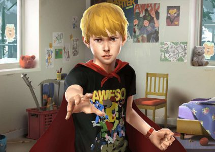 The Awesome Adventures of Captain Spirit: все страннее и страннее