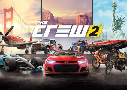 The Crew 2: на земле, на воде, в небесах
