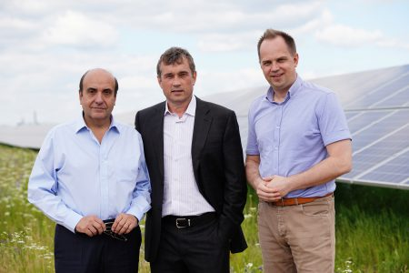 »спанска¤ компани¤ Acciona Energia Global инвестирует 55 млн евро в строительство в иевской области солнечной электростанции мощностью 57 ћ¬т