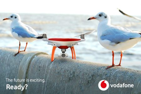 Vodafone и украинские разработчики создадут краудсорсинговую систему видеонаблюдения, которая объединит уже существующие камеры и смартфоны пользователей с помощью 4G