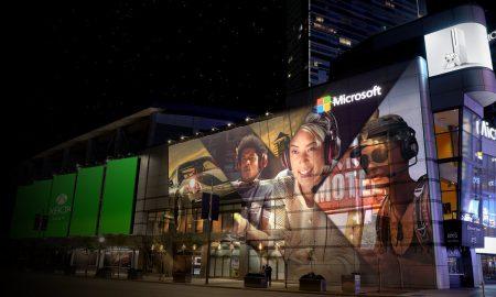 Видеотрансляция презентации Microsoft XBox на выставке E3 2018: Cyberpunk 2077, Gears 5, Fallout 76, Halo Infinite, Just Cause 4, The Division 2, Forza Horizon 4 и др.