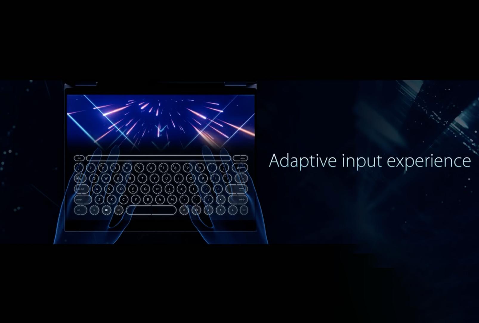 Project Precog - будущее ноутбуков по версии ASUS
