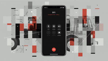 iOS 12 будет автоматически передавать сведения о расположении iPhone при вызове экстренной службы 911