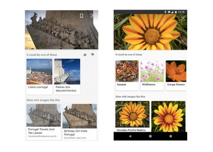 Microsoft внедряет визуальный поиск при помощи камеры смартфона в поисковик Bing