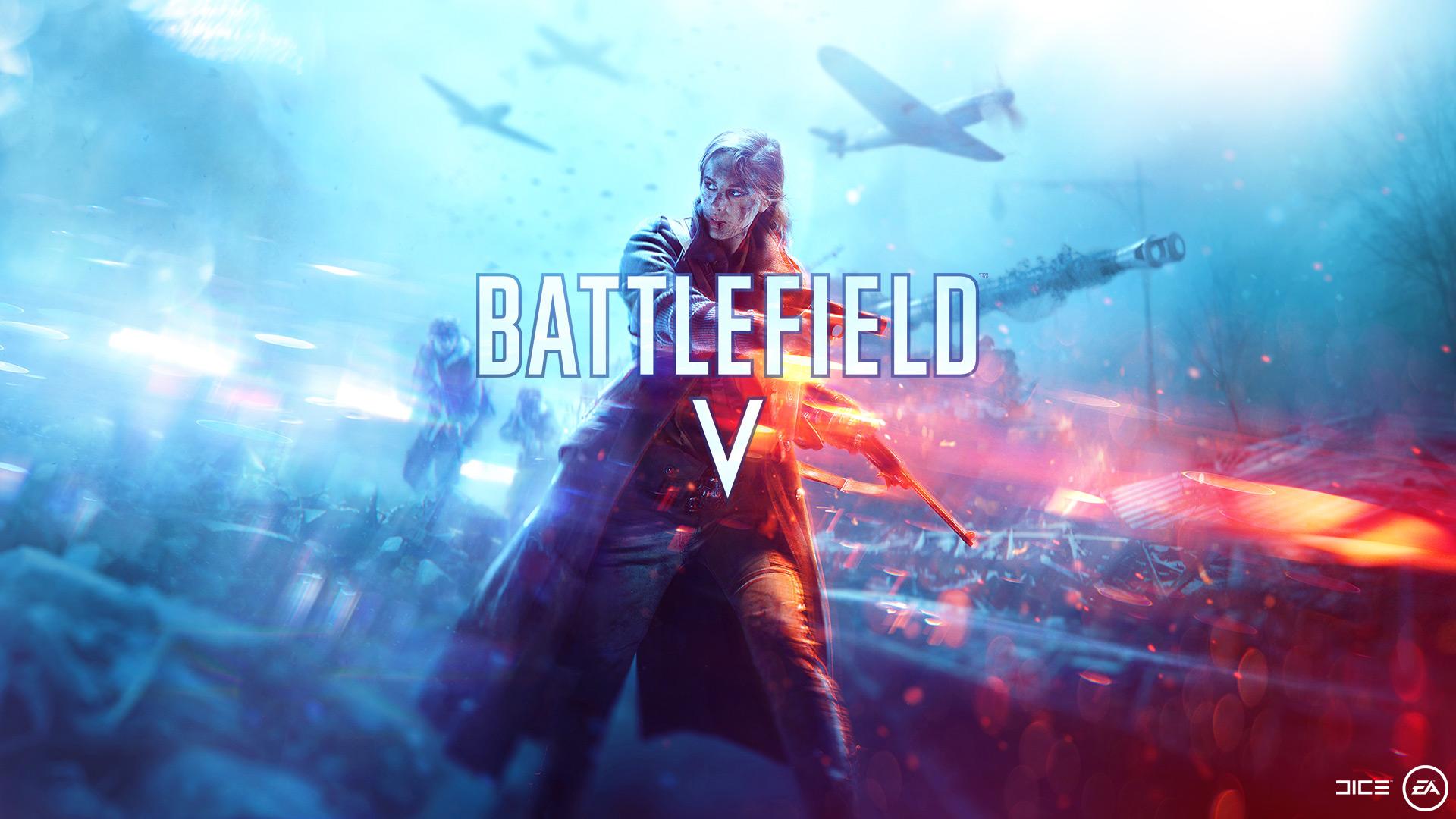 Battlefield V: старт закрытого альфа-тестирования и системные требования