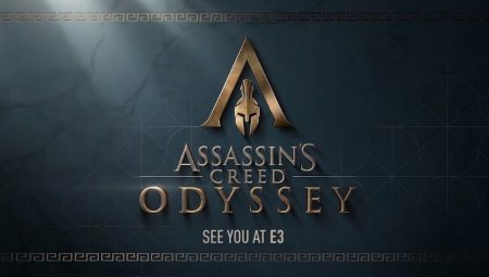 AssassinТs Creed: Odyssey перенесЄт игроков в ƒревнюю √рецию