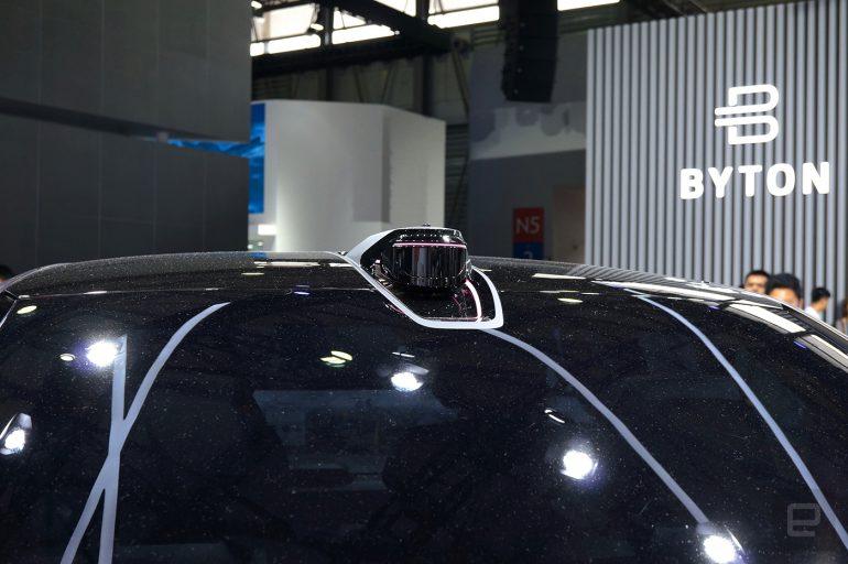 Китайская компания Byton представила концепт электромобиля Byton K-Byte с системой беспилотного управления 4 уровня и ценником $45 тыс. - ITC.ua