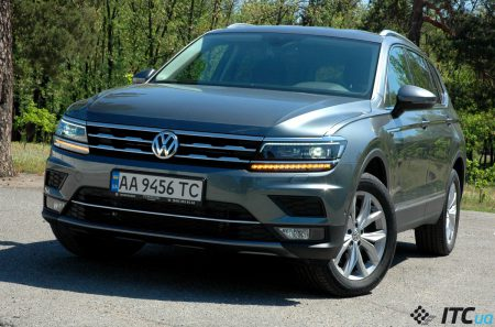 Volkswagen Tiguan Allspace — правильный или скучный автомобиль?