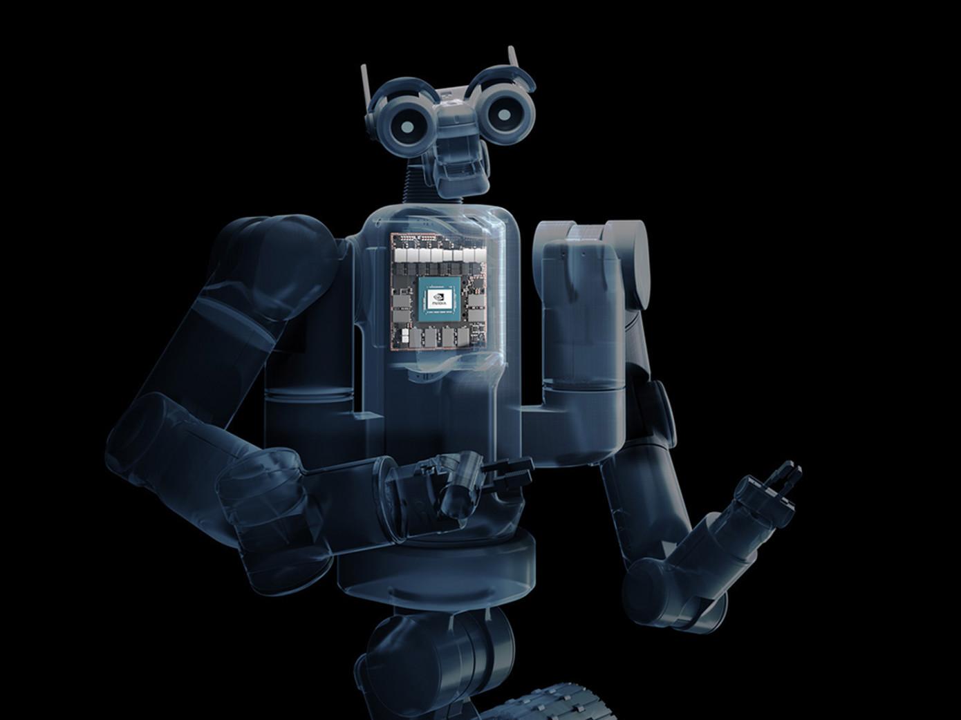 NVIDIA анонсировала платформу Jetson Xavier, предназначенную для создания роботов сИИ