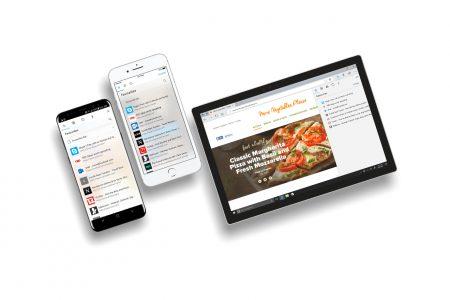 В браузере Microsoft Edge для iOS и Android появился встроенный блокировщик рекламы