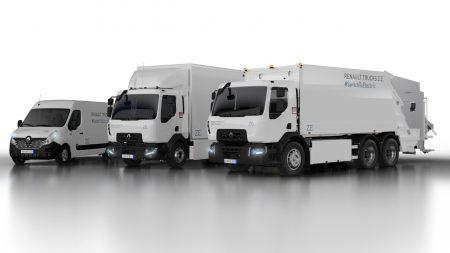 Компания Renault Trucks представила второе поколение электрогрузовиков в составе трех моделей Master Z.E., Trucks D Z.E. и Trucks D Wide Z.E.