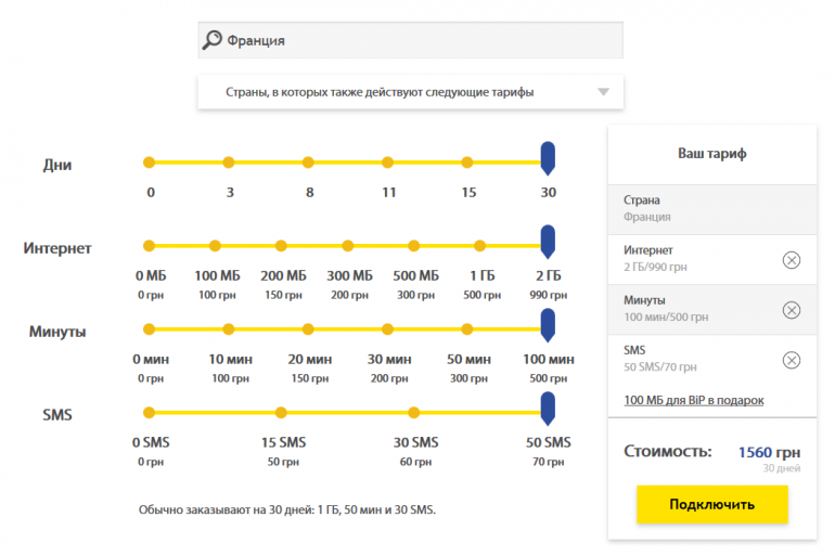 lifecell запустил конструктор персонального пакета услуг «Роуминг Пазл»
