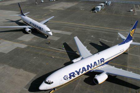 Ryanair добавил рейс в польский Быдгощ, увеличив количество направлений из Киева до 12