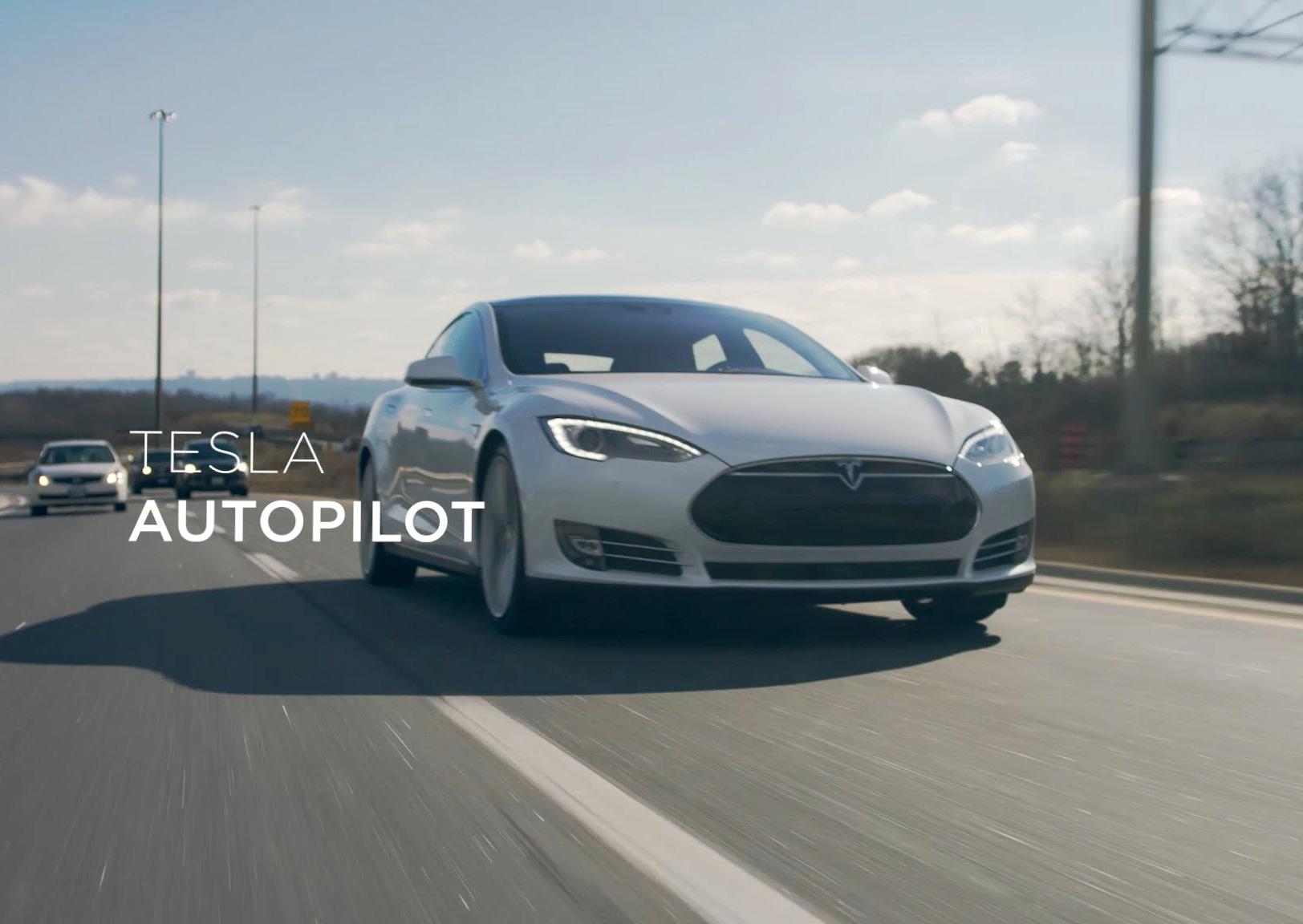 Илон Маск Обновление Version 9.0 для электромобилей Tesla добавит полный перечень функций самостоятельного управления
